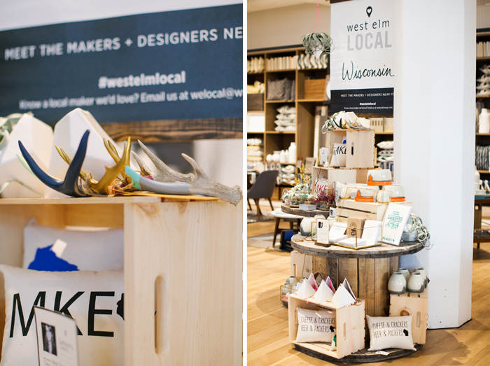 West Elm Milwaukee Opening