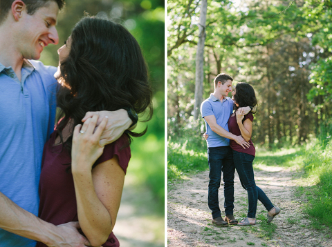 Lapham Peak Park Engagement