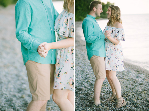 Lakefront Engagement