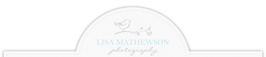 Lisa Mathewson Photography logo